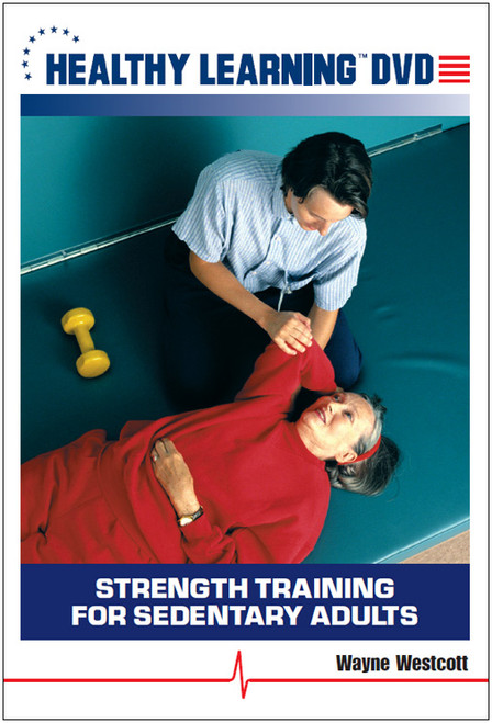 Strength Training for Sedentary Adults