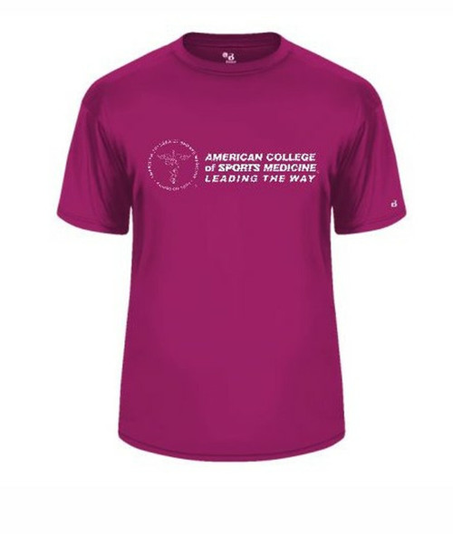 Free ACSM T-shirt (Specify Size in Order Comments)