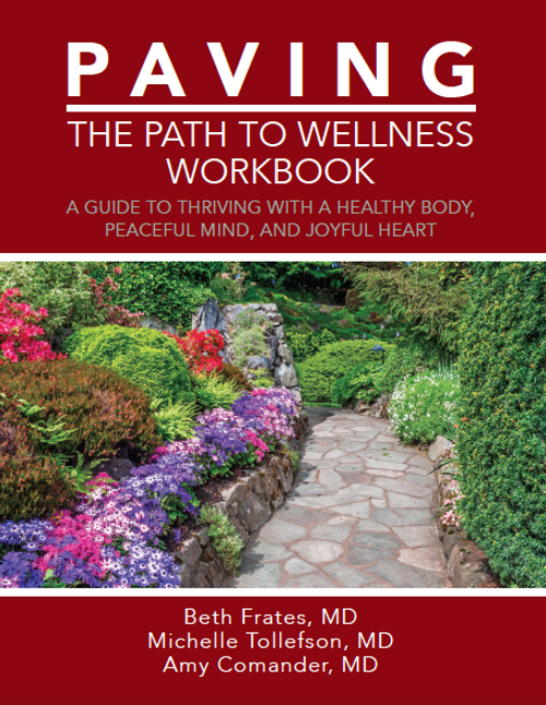 PAVING the Path to Wellness Workbook