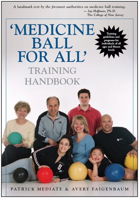 `Medicine Ball for All` Training Handbook