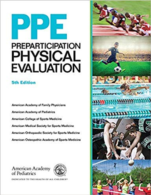 PPE: Preparticipation Physical Evaluation Fifth Edition