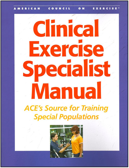 Clinical Exercise Specialist Manual
