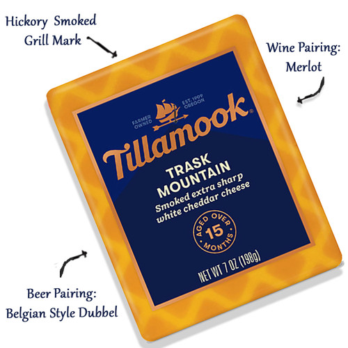 Premium Specialty Cheeses from Tillamook