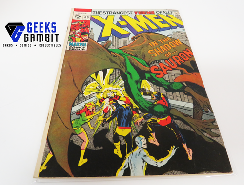 (Uncanny) X-Men #60