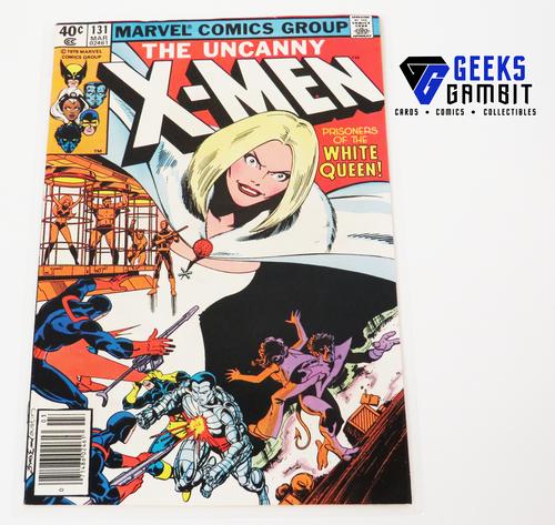 Uncanny X-Men #131