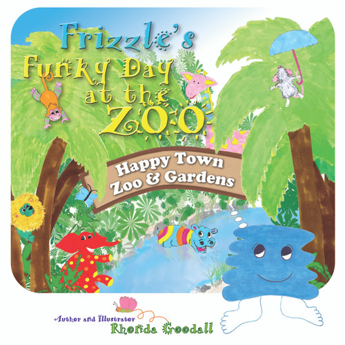 Frizzle's Funky Day at the Zoo
