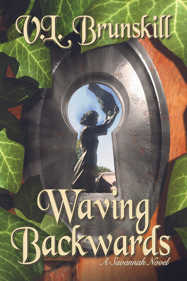 Cover for Waving Backwards, A Savannah Novel