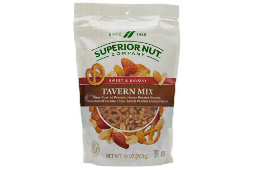 Superior Nut Company Tavern Mix