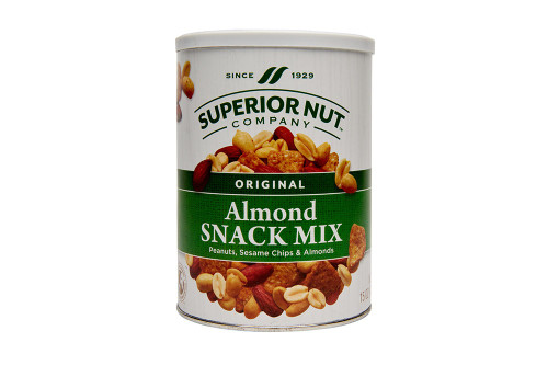 Superior Nut Company Original Almond Snack Mix