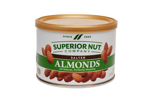 Superior Nut Company Roasted & Salted California Almonds