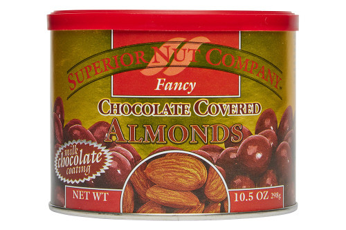 Superior Nut Chocolate Covered Almonds
