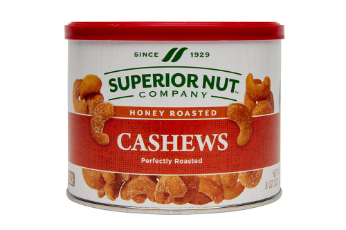 Superior Nut Company Honey Roasted Cashews