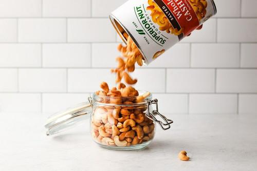 Superior Nut Company Roasted & Salted Whole Cashews