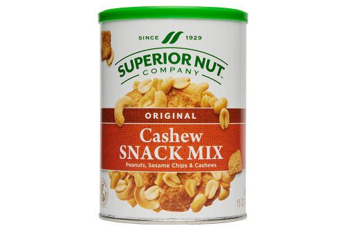 Superior Nut Salted Cashew Snack Mix