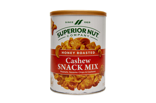 Superior Nut Honey Roasted Cashew Snack Mix