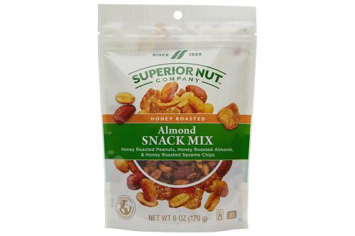 Honey Roasted Almond Snack Mix