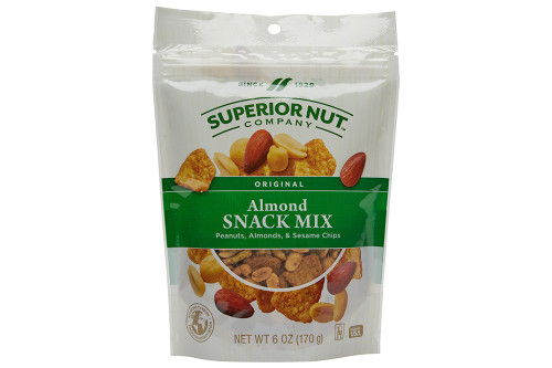 Original Salted Almond Snack Mix