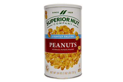 Superior Nut Company Light Salted Peanuts