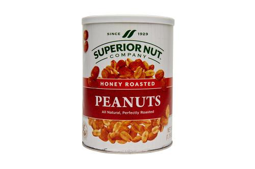 Superior Nut Company Honey Roasted Peanuts
