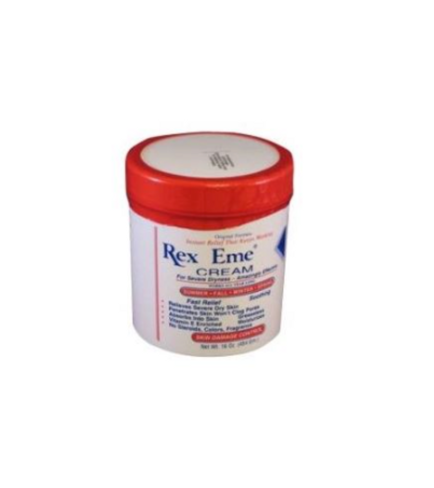 RexEme first aid cream 16 oz jar