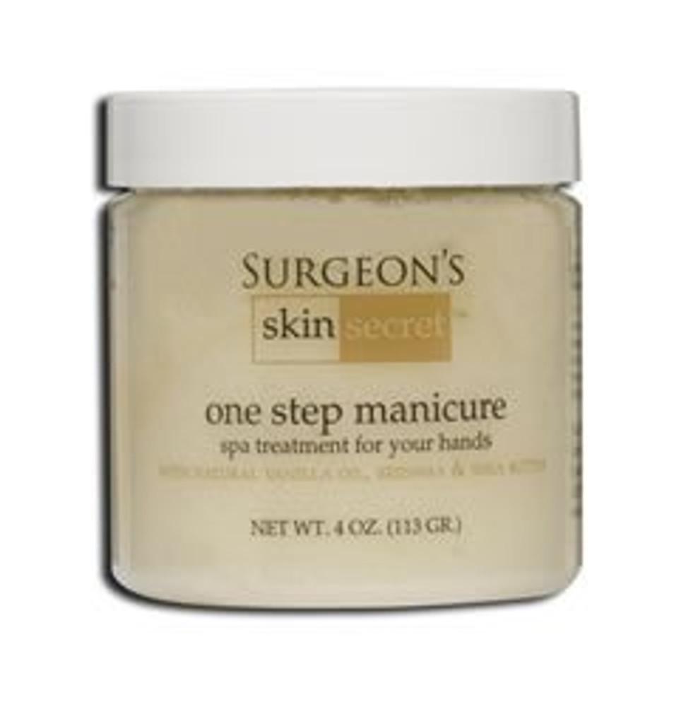 Surgeon's Skin Secret™ One Step Manicure 4oz. - Vanilla