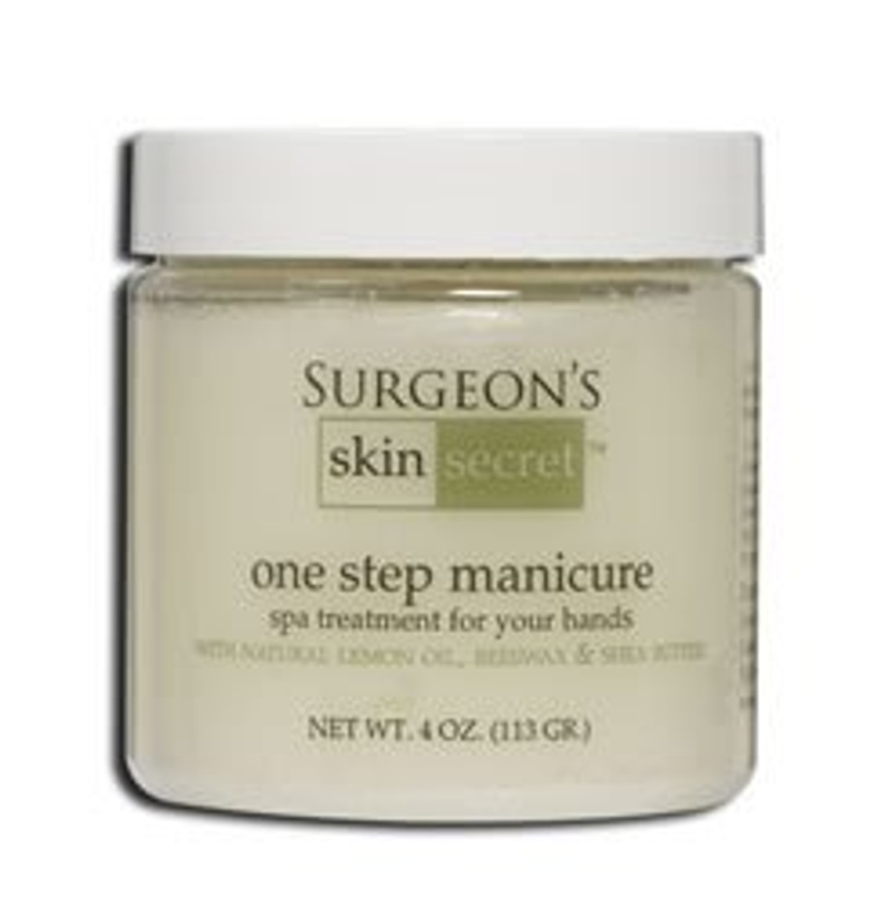 Surgeon's Skin Secret™ One Step Manicure 4oz. - Lemon