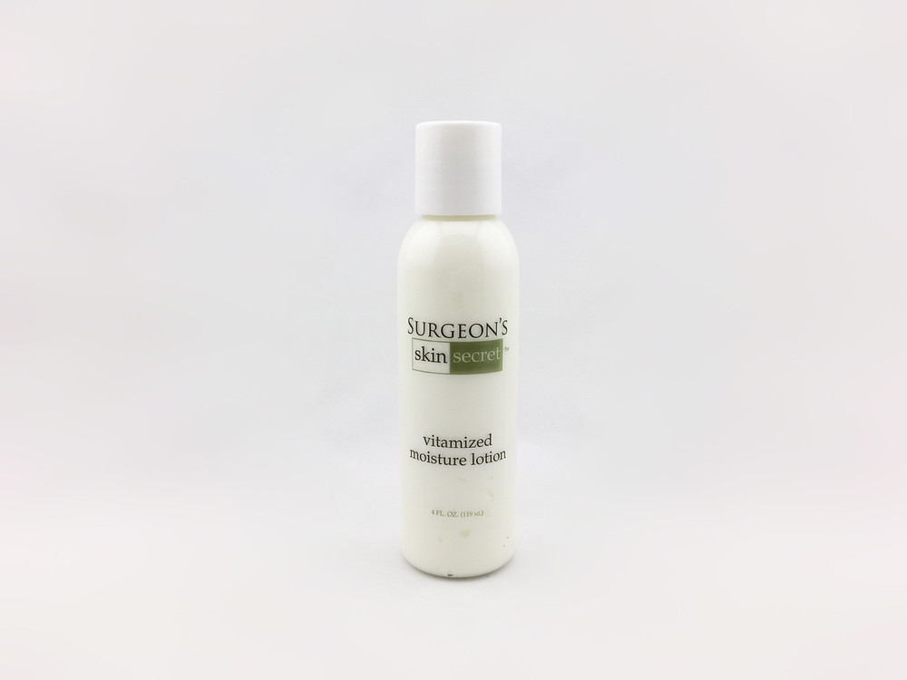 Surgeon's Skin Secret Vitamized Lotion 4 oz