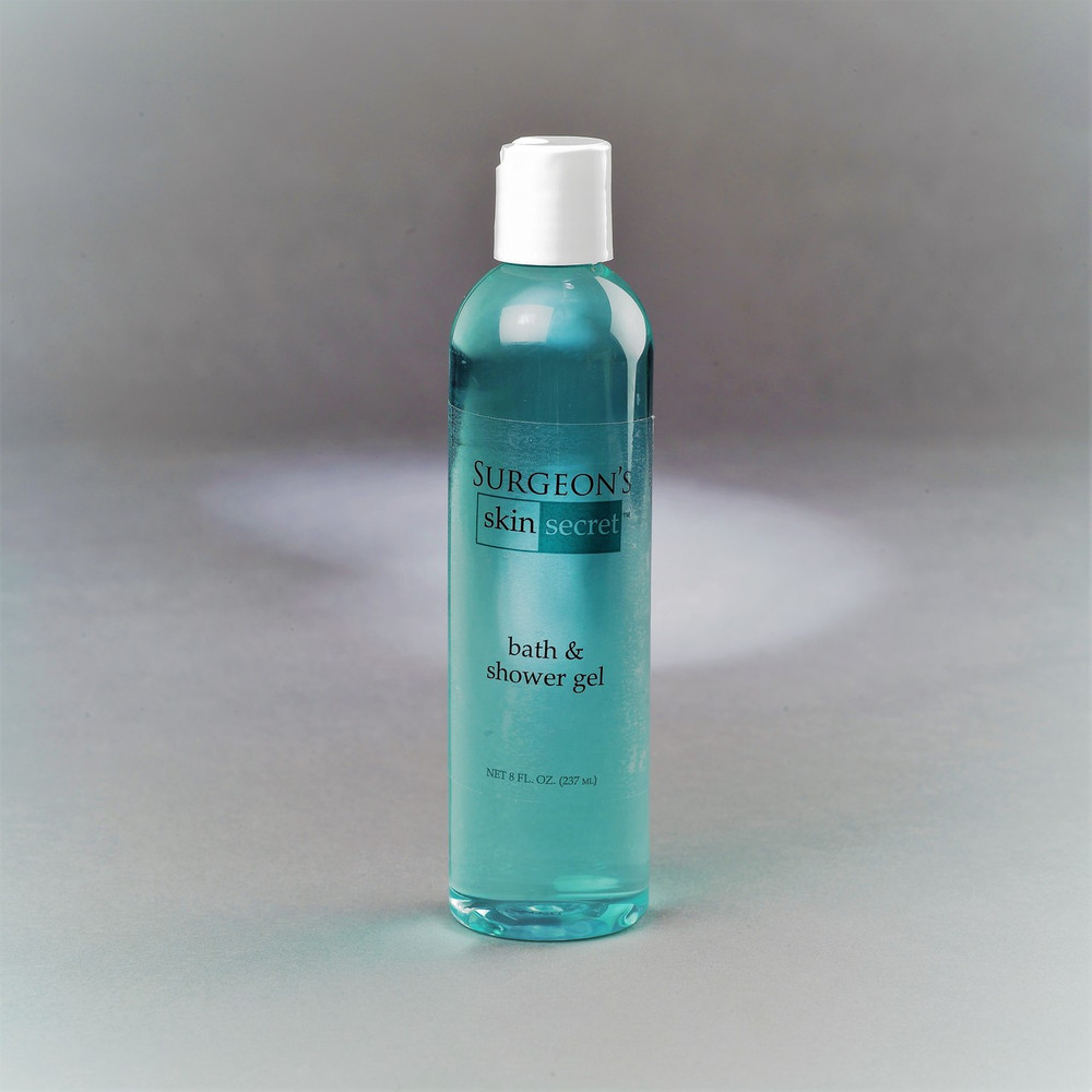 Surgeon's Skin Secret Bath Shower Gel 8 oz
