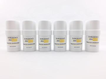 Surgeon's Skin Secret™ Beeswax Moisturizer .78 oz Twist-up Stick (6 Pack) - Honey & Almond