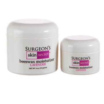 Surgeon's Skin Secret™ Beeswax Moisturizer Jar Combo Pack - Lavender