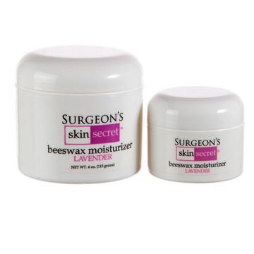 Surgeon's Skin Secret™ Beeswax Moisturizer Jar Combo Pack - Lavender