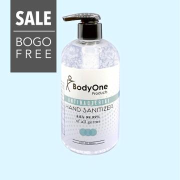 Antibacterial Hand Sanitizer BOGO Free Sale