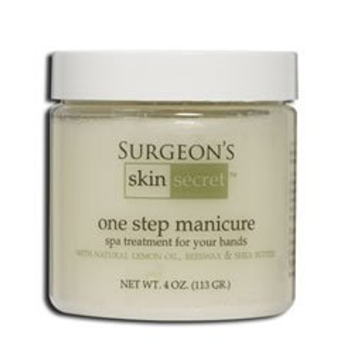 Surgeon's Skin Secret™ One Step Manicure 4oz. - Lemon