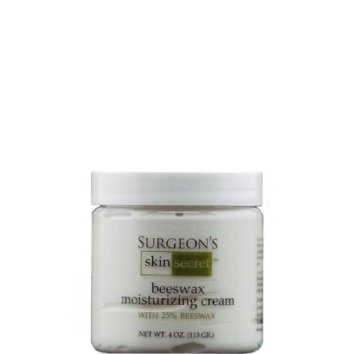 Surgeon's Skin Secret™ Beeswax Moisturizing Cream 4oz. Jar - Original Light Lavender