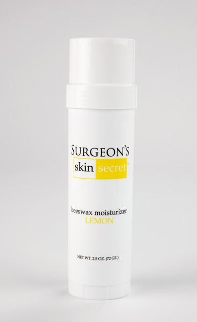 Surgeon's Skin Secret™ Beeswax Moisturizer  2.5oz. Twist-up Stick -  Lemon