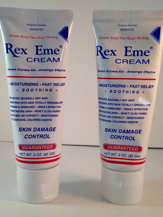 RexEme first aid cream  2 pc 3 oz tube