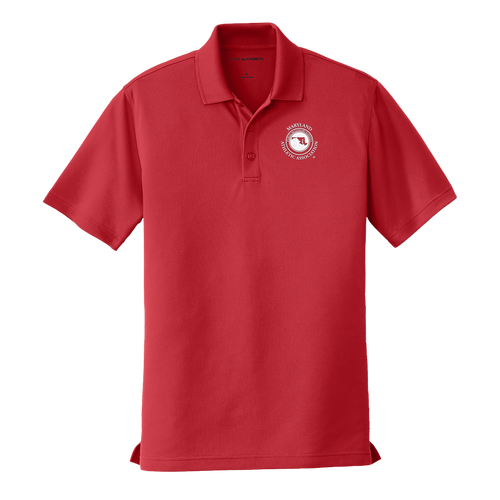 MPSSAA Corporate Logo Polo