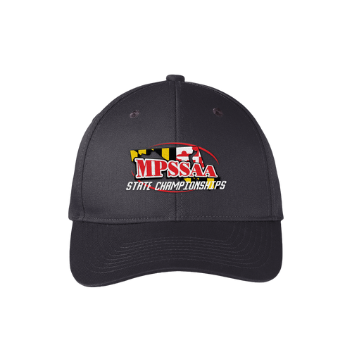 MPSAA State Championship Curved Bill Cap