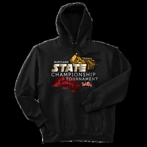 2021 MPSSAA Tennis State Championship Hoodie