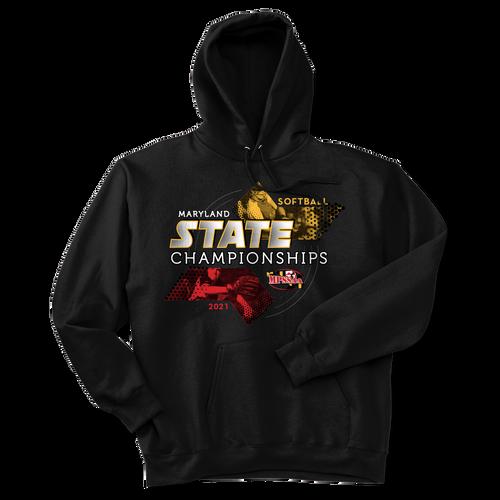 2021 MPSSAA Softball State Championships Hoodie