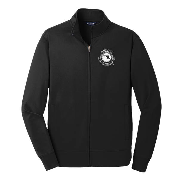 MPSSAA Corporate Logo Full Zip Jacket
