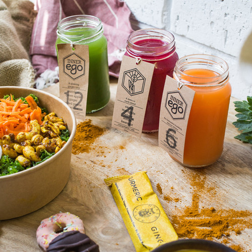 CAN YOU EAT WHILST JUICE CLEANSING?