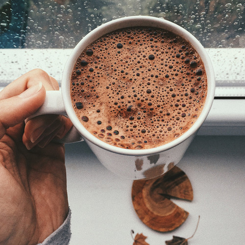 ​CHILL PILL HOT CACAO RECIPE