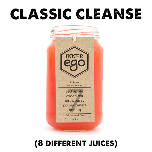 This cleanse contains a diverse mix of fruits and vegetables, so you really can drink the rainbow. The REVIVE cleanse is designed to guide you through the cleansing experience with ease, with a focus on taste and detoxification.