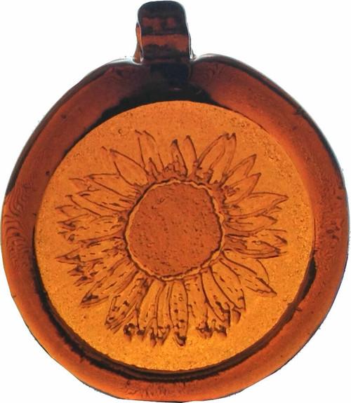 Old Hancock Sunflower Suncatcher