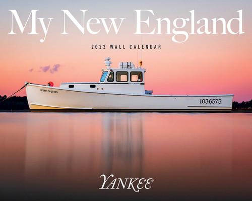 Yankee Magazine's 2022 My New England Calendar
