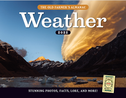 The 2022 Old Farmer's Almanac Weather Calendar