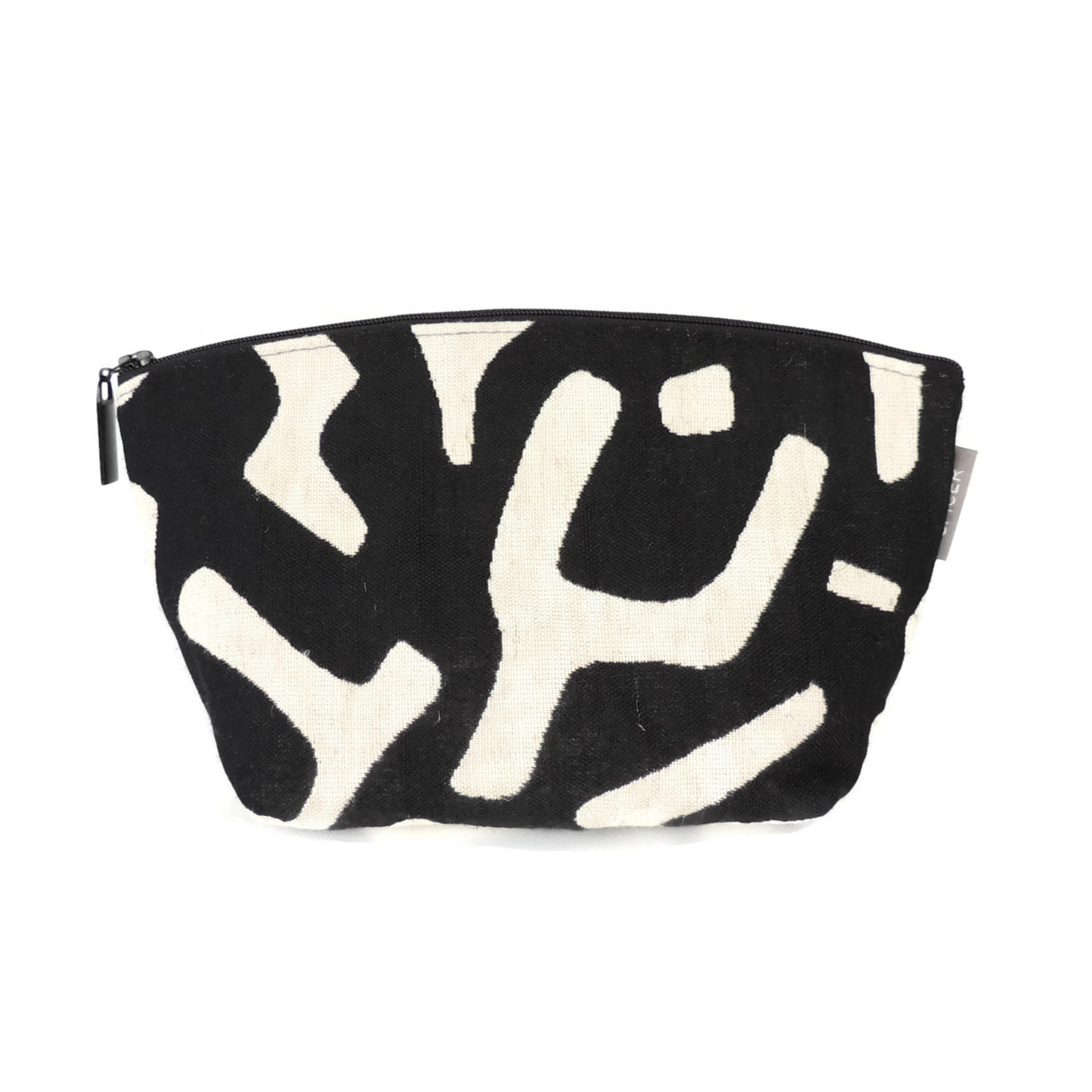 Small Standing Pouch in Modara