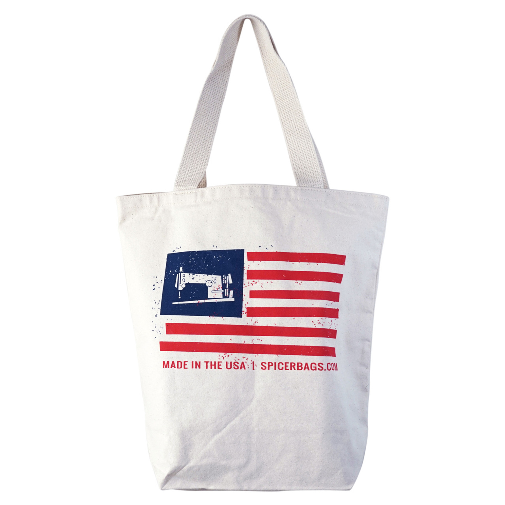 Made in the USA Grocery Tote