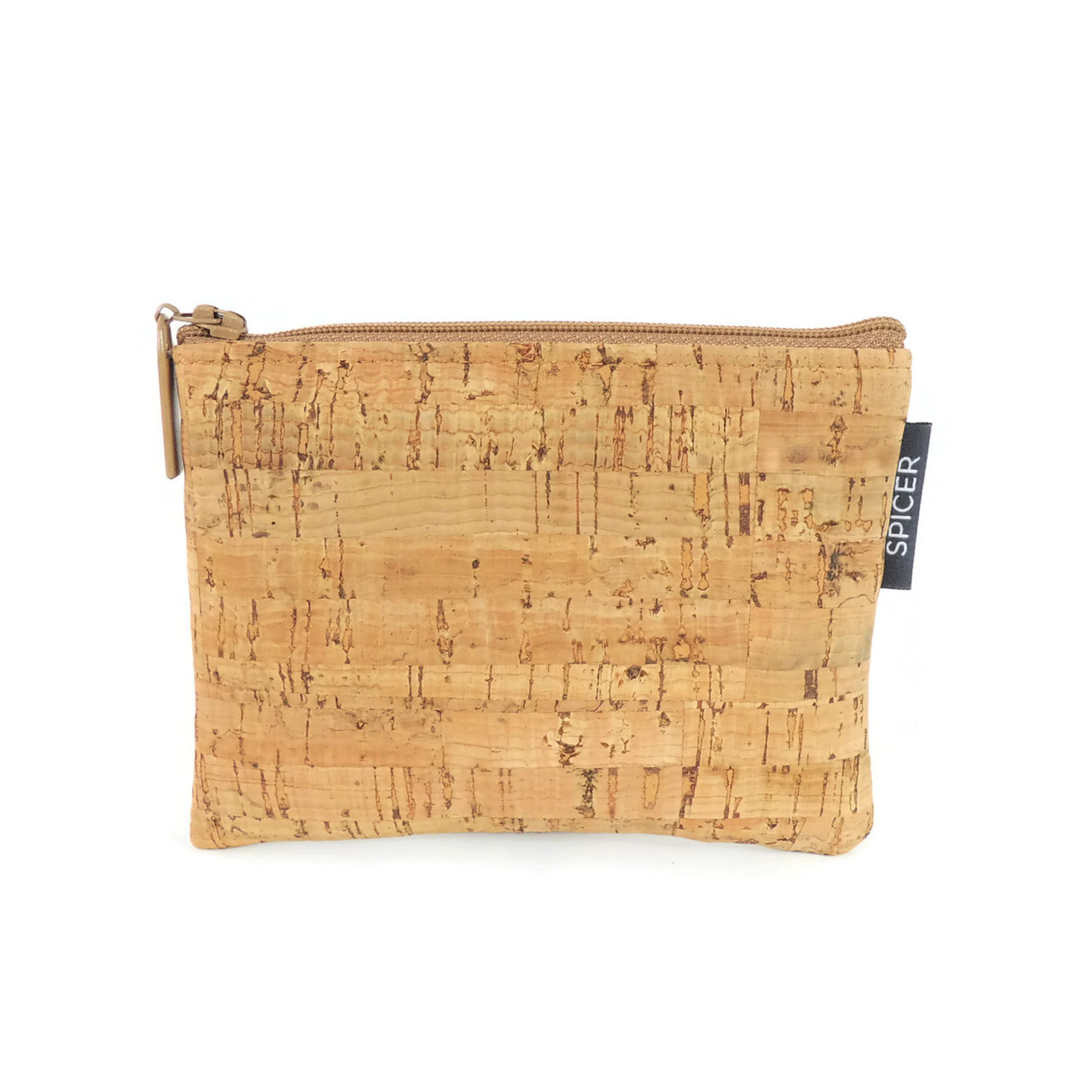 Mini Pouch in Cork Dash